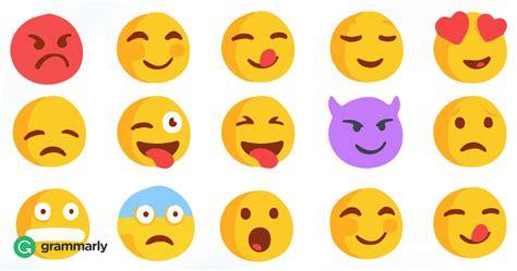 Emoji Images Are You Sending Emoji Or Emojis Grammarly