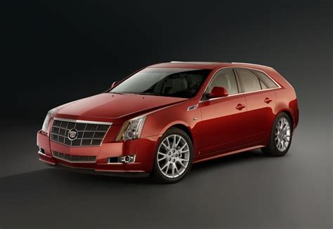 Cadillac Srx Crossover, Cts Sport Wagon Come This Summer