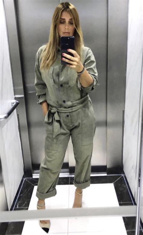 Louise Redknapp Instagram Jamies Ex Bares Curves In Hot