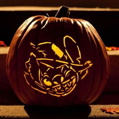 stitch pumpkin template cool disney inspired pumpkin carving ideas