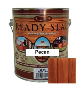 Ready Seal Deck Stain by Ready Seal Pecan Deck Stain Sealant