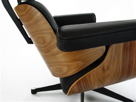 eames lounge chair walnut