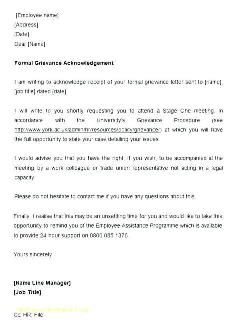 write  grievance letter union jidiletterco