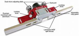 Freud SH-5 Professional Micro-Adjustable Router Table