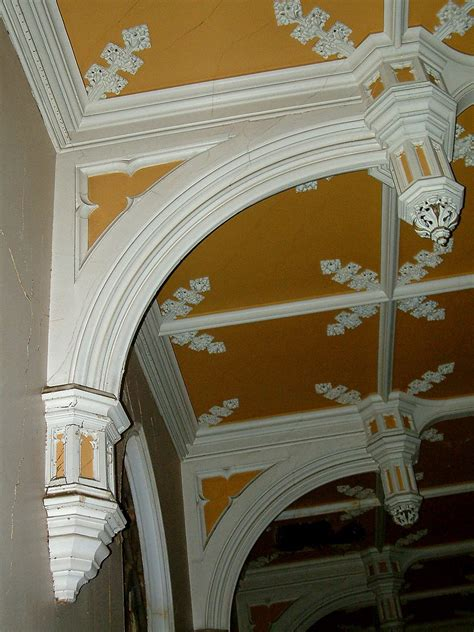 Corbelled Ceiling by Problems With A Corbel The Openspace Trust