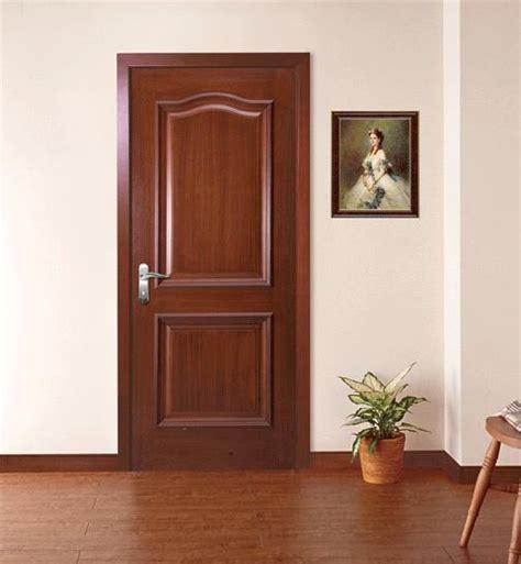 porte de chambre chambre porte en bois