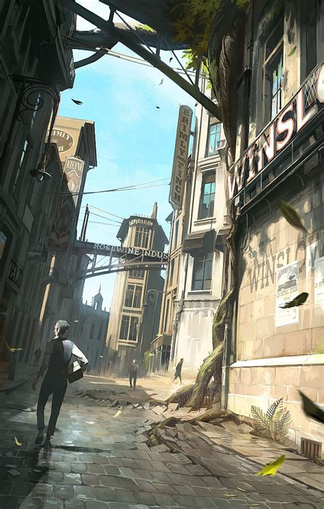 Heres Another Batch Of Lovely Dishonored 2 Screenshots