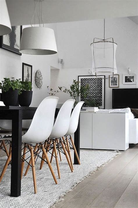 modern black dining table and chairs 10 modern black and white dining room sets that will