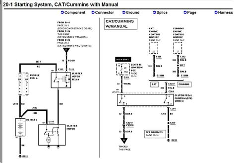 Ford 2006 F750 Truck Wiring Diagram Free by 2004 F 650 Wiring Diagram Ford Truck Enthusiasts Forums