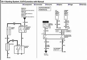2005 Ford F650 Starter Wiring Diagram