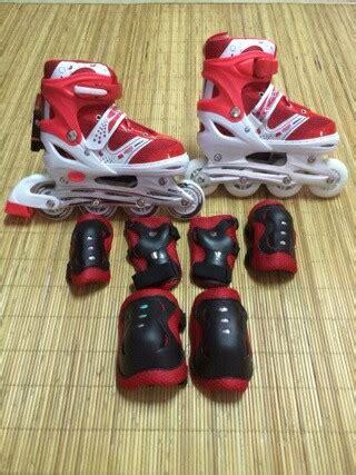 penjual sepatu roda arsa sport