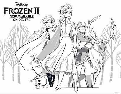 Frozen Coloring Pages Elsa Printable Anna Activity