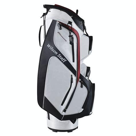 wilson staff performance golf cart bag sweatbandcom