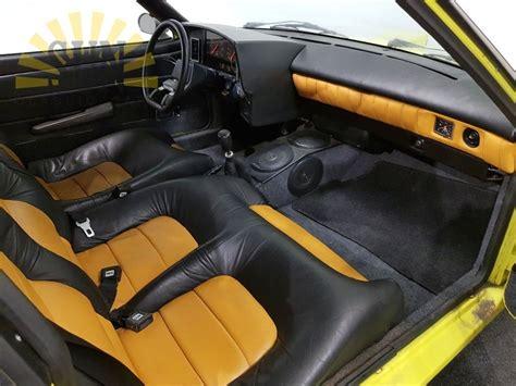 matra bagheera  te koop bij sun classic cars