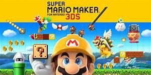 Super Mario Maker For Nintendo 3DS Nintendo 3DS Games