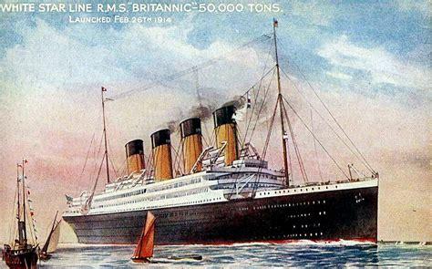 file britannic postcard jpg wikipedia