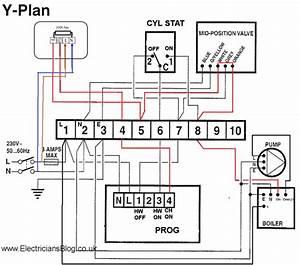3 Port Valve Wiring Diagram  U2013 Best Diagram Collection