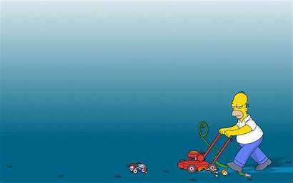 Simpsons Background Wallpapers Widescreen