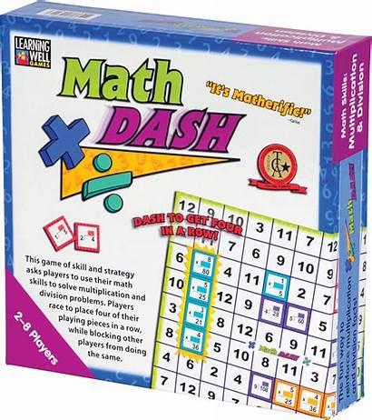 Dash Math Multiplication Division Created