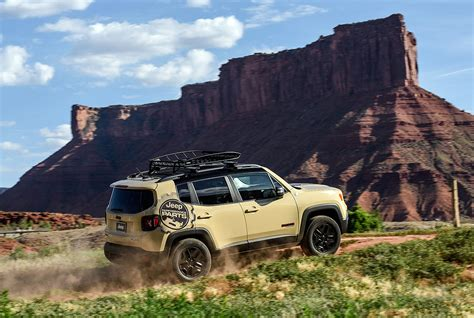jeep renegade tent jeep unveils five new concept vehicles durhamregion com