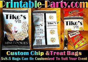 Printable Party Supplies & Decorations Free Printables