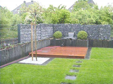 Garten Lounge Ideen Bilder by Terrassengestaltung Ideen Stein