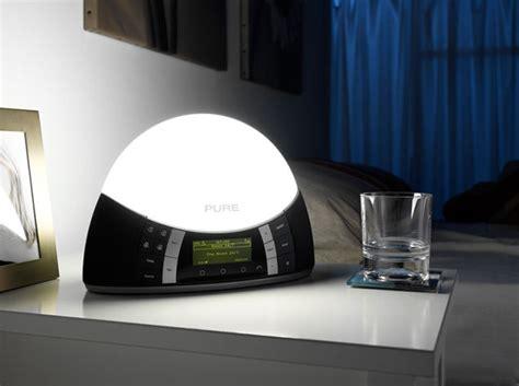 seasonal light disorder ls pure combines sad light with a digital radio for edward