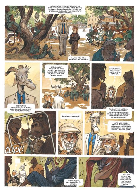 Blacksad Silent Hell (hardcover Collection) Profile