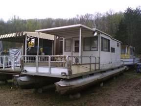 Pontoon Boat Houseboat for Sale