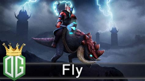 og fly disruptor gameplay ranked match og dota 2 youtube