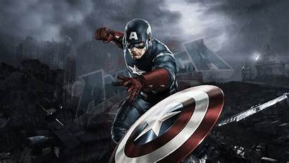 Captain America 4k Wallpapers Artworks Superheroes Ultra