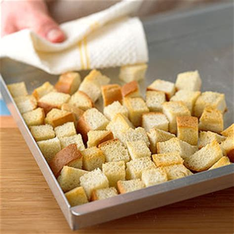 how to make bread cubes for how to make bread cubes