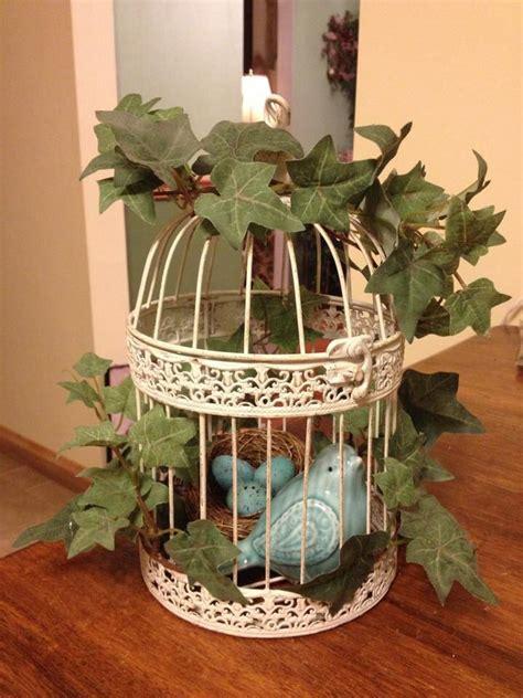 Bird Home Decor by Bird Cage Decoration My Creative Crafty Ideas