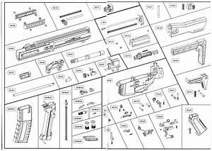 Ghk G5  U0026 M4 Diagrams  Manuals