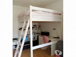 Lit 3 Personnes : lit mezzanine 2 places x cm clasf ~ Teatrodelosmanantiales.com Idées de Décoration