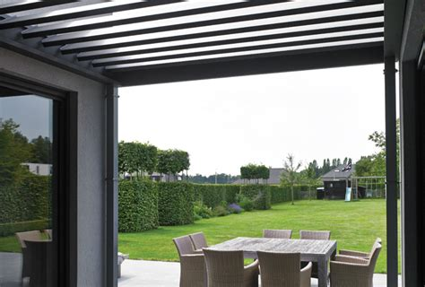 toiture alu 224 lames orientables algarve roof
