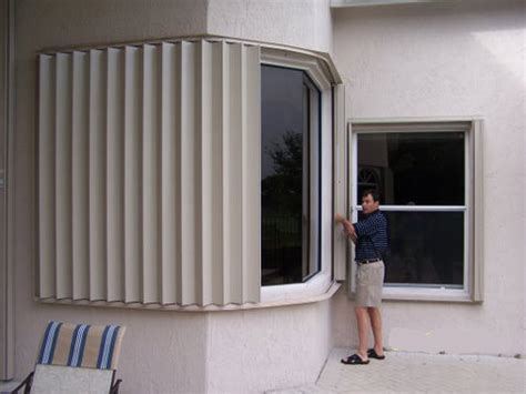 accordion hurricane shutters accordian shutters