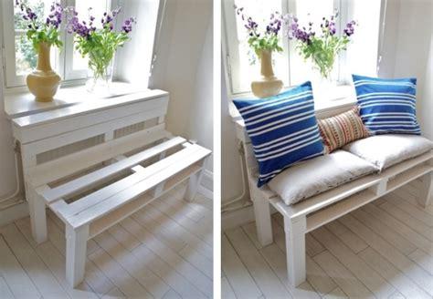 comment faire un canapé en palette meubles en palettes de bois comment faire un bon canapé
