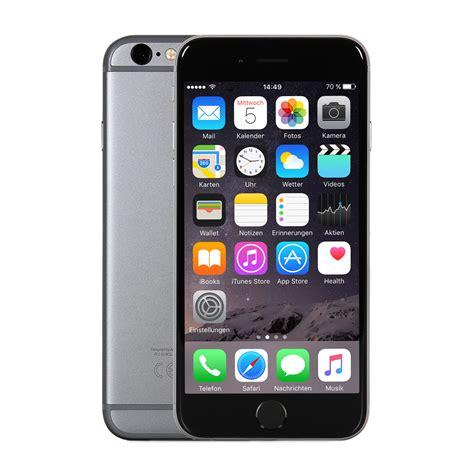 iphone 6 plus apple apple iphone 6 plus 64gb spacegrau eu bei notebooksbilliger de
