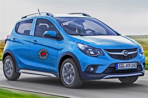 Nuova Opel Karl 2020 by La Nuova Opel Karl Rocks 232 Un Suv Dalle Soluzioni Intelligenti