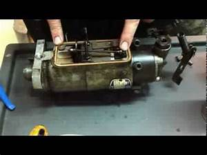 Pompe Injection Cav 3 Cylindres : land rover serie iii pompe injection lucas cav rotodiesel mov youtube ~ Gottalentnigeria.com Avis de Voitures