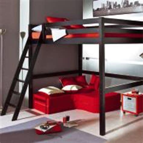 meubler une chambre adulte lit mezzanine pour adolescent en promotion meubles