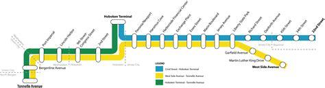 nj light rail map hudson bergen light rail map world map 07