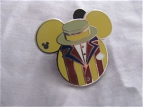 disney trading pins  wdw  hidden mickey series cast member costumes toy story