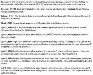 Interpreting A Timeline Proprofs Quiz