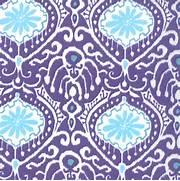 Purple Ikat Background Aqua Wallpaper Print Pattern Desktop