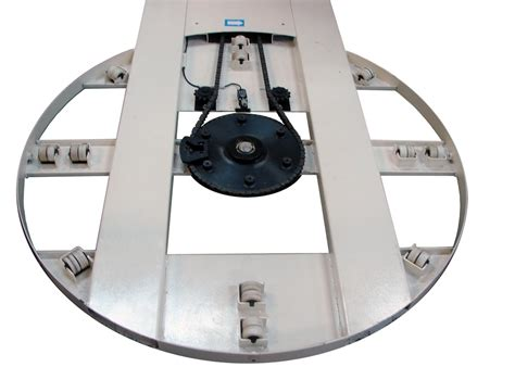 standard stretch wrap machine  scale