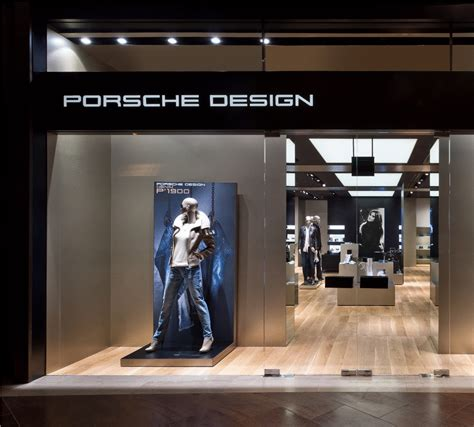 porsche design store porsche design opens its 2nd canadian store location in vancouver