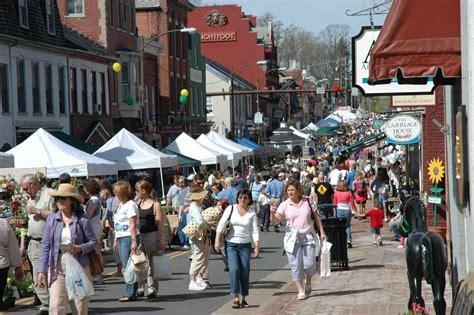 annual leesburg flower garden festival virginia is for