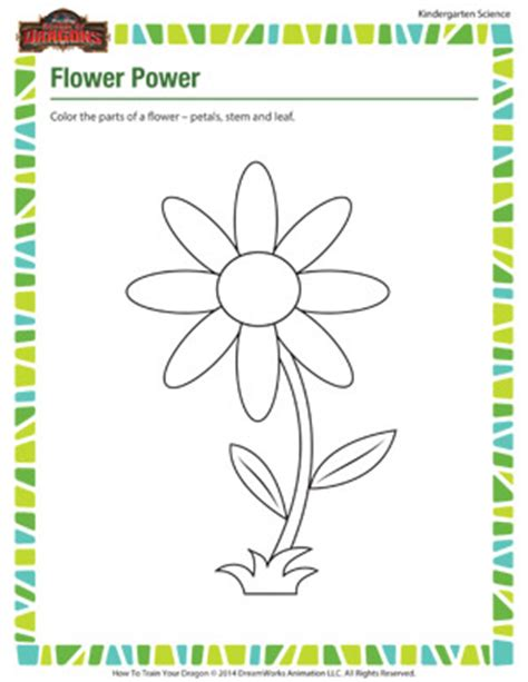 flower power science resources for sod 729 | flower power 2